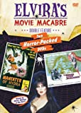 Maneater of Hydra / The House That Screamed (Elvira's Movie Macabre Double Feature)