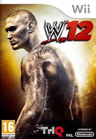 WWE '12 (Wii) by THQ