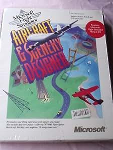 Microsoft Flight Simulator Aircraft & Scenery Designer
