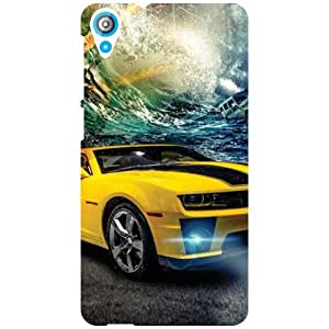 HTC Desire 820Q Back Cover - Matte Finish Phone Cover