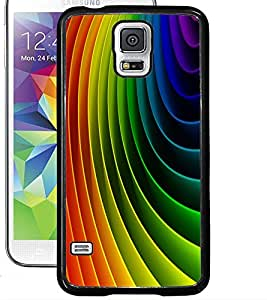 ColourCraft Colourful Pattern Design Back Case Cover for SAMSUNG GALAXY S5