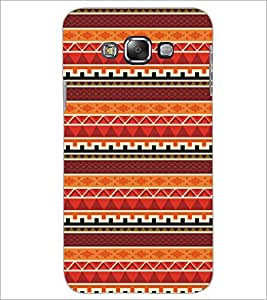 PrintDhaba Pattern D-5479 Back Case Cover for SAMSUNG GALAXY E7 (Multi-Coloured)