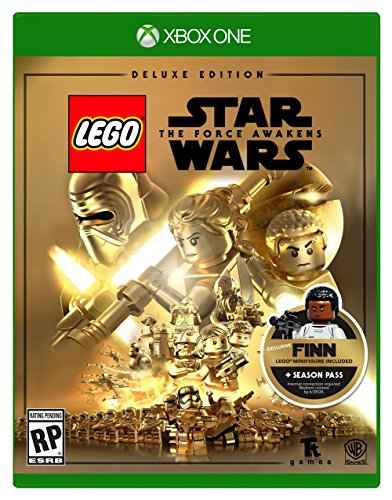 LEGO Star Wars: Force Awakens Deluxe Edition - Xbox One (Lego Star Wars Video Game Xbox compare prices)