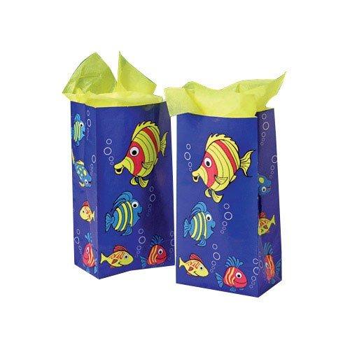 Fish Paper Bags (1 Dozen) - Bulk