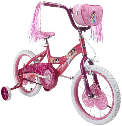 Huffy Girls' Princess Bike (16-Inch Wheels)
