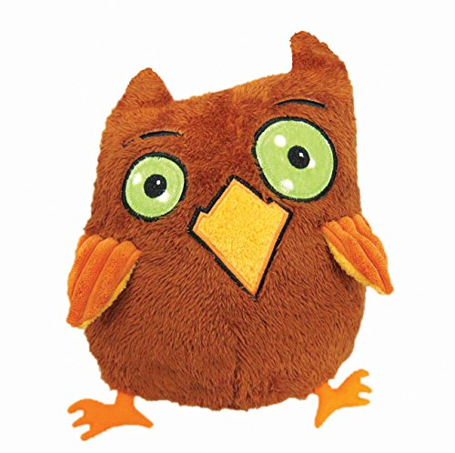 MerryMakers Peek-A-Who? Owl Plush, 8-Inch