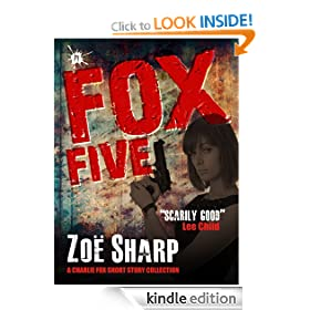 FOX FIVE: a Charlie Fox short story collection (the Charlie Fox crime thriller series)