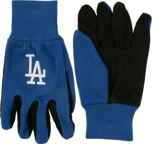 Los Angeles Dodgers Utility Work Gloves at Amazon.com