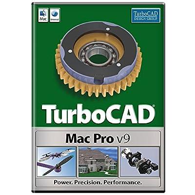 TurboCAD Mac Pro 9 [Download]