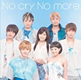 No cry No more(DVD付A)