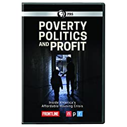 FRONTLINE: Poverty, Politics and Profit DVD
