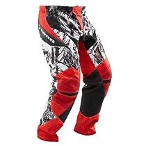 Tenn Rage MX/DH/BMX Off Road Race Cycling Pants Red Lrg