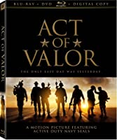 Act Of Valor Blu-ray from Relativity Media