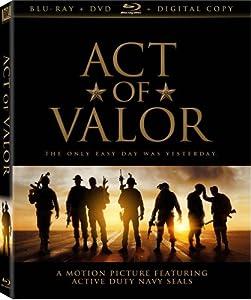 Act Of Valor Blu-ray from Relativity Media