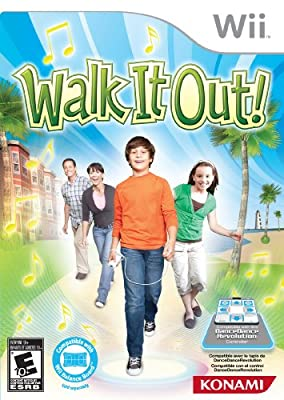 Walk It Out - Nintendo Wii