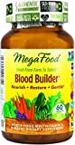MegaFood Blood Builder Tablets, 60 Count (FFP) Reviews