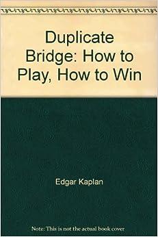 how to win at duplicate bridge