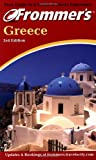 img - for Frommer's Greece (Frommer's Complete Guides) book / textbook / text book