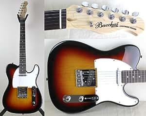 Bacchus バッカス エレキギター BTE-1R 3TS