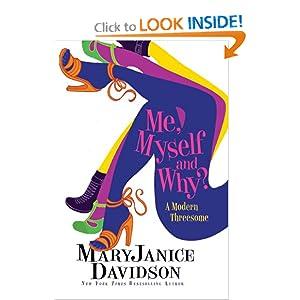 Me, Myself and Why - MaryJanice Davidson