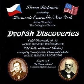 Dvorak Discoveries