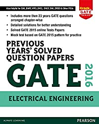 Previous Years Solved Question Papers GATE 2016 Electrical Engineering