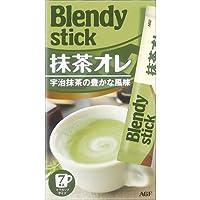 ブレンディ スティック 抹茶オレ 15g*7本 ×6個セット [セット販売品]