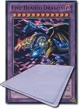 Yu Gi Oh! Single Card(Limited Edition):LC03-EN004 Five Headed Dragon(Ultra Rare)