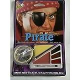 Pirate Halloween Makeup Kit by Funworld
