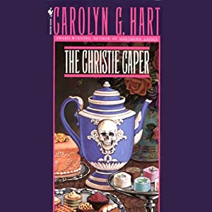 The Christie Caper: A Death on Demand Mystery, Book 7 | [Carolyn G. Hart]