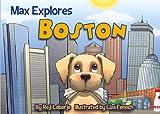 Reji Laberje Max Explores Boston