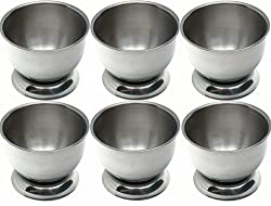 Dynore Set of 6 Delux Egg Cups