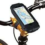 "Tigra® BikeConsole iPhone 6/6S (4.7"") Waterproof Shock-Protected Bicycle Holder Mount ..."