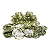 US Toy Company VL46 Pirate Ancient Coins-72-Pc...