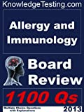 img - for Allergy and Immunology Board Review (Allergy and Immunology Review Series) book / textbook / text book