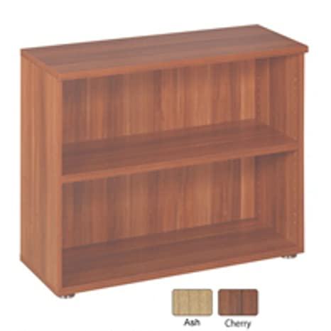 FF AVIOR 800MM BOOKCASE ASH