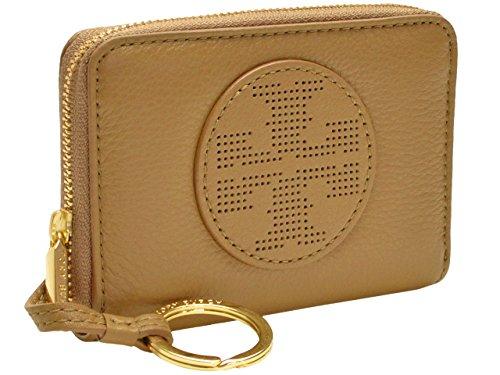 (トリーバーチ) TORY BURCH コインケース キーケース サンドベージュ レザー 19149191-703 レディース ブランド 並行輸入品