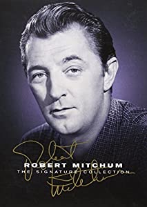 Robert Mitchum - The Signature Collection (Angel Face / Macao / The Sundowners / Home from the Hill / The Good Guys and the Bad Guys / The Yakuza)