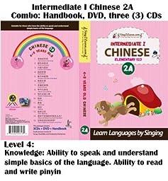 Sing2Learn Intermediate I Handbook A - Chinese