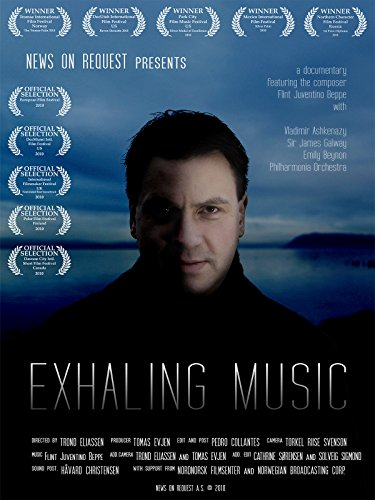 Exhaling Music on Amazon Prime Instant Video UK