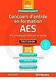 Concours d'entrée AES - Accompagnant éducatif et social...