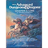 Deities & Demigods: Cyclopedia of Gods and Heroes from Myth and Legend (Advanced Dungeons and Dragons) ~ James M. Ward
