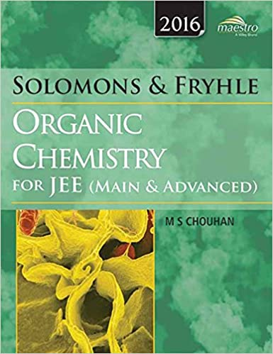 Best books for Organic Chemistry JEE Main and Advanced
