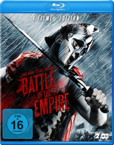 Battle of Empire (6 Filme Edition im 2 Disc Set) [Blu-ray]