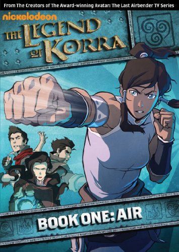 The Legend of Korra - Book One: Air (Korra Season 1 compare prices)