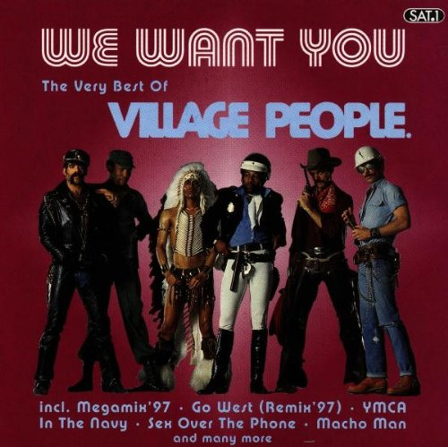 Village People-We Want You-CD-FLAC-1998-FADA Download
