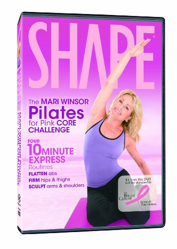 The Mari Winsor Pilates for Pink Core Challenge