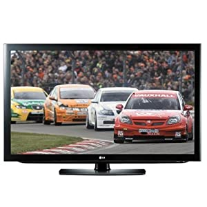 LG 32LD490 32-inch Widescreen 1080p Full HD LCD Internet TV with Freeview HD
