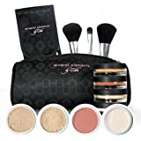 Mineral Elements 9-PC Mineral Makeup Kit