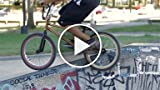 How to Do a Feeble to 180 on a BMX
